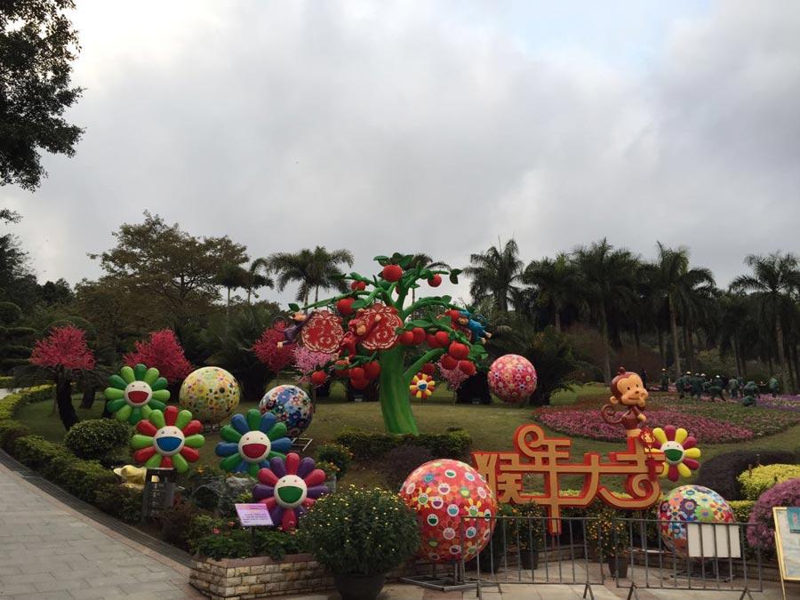 白云山2016年工程