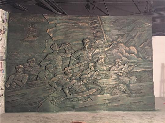 背景墙浮雕